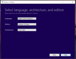 Cara Install Windows 10 Legal dengan Fashdisk