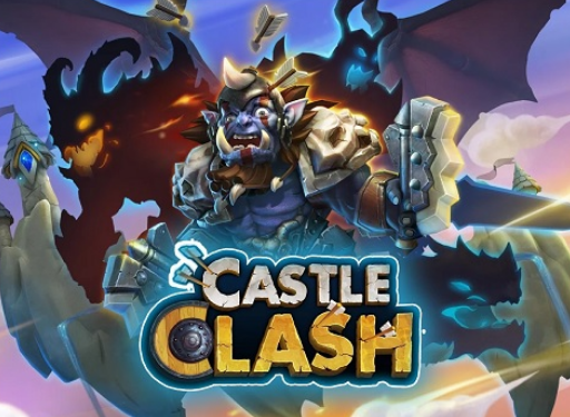 Game Castle Clash mirip coc