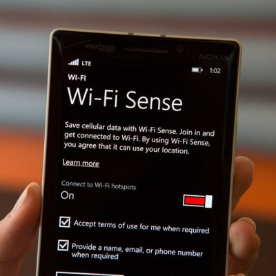 wifi data sense windows phone